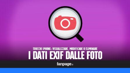 Con questa app potrai vedere (modificare o rimuovere) le informazioni EXIF in iOS
