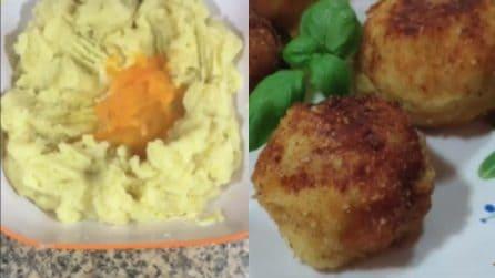 Polpette di patate al forno: saporite e semplici da preparare