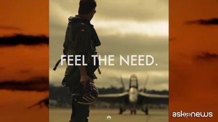 Tom Cruise condivide la prima foto che ufficializza il via alle riprese di Top Gun 2