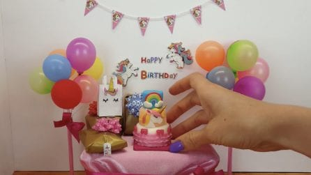 What you can do in a minikitchen? An amazing minicake