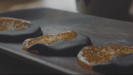 Scorzette di arancia candite: la ricetta deliziosa e semplice