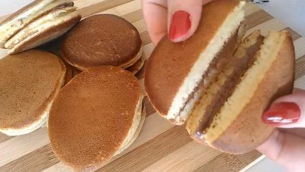 Dorayaki, i pancakes soffici e golosi che faranno impazzire i più piccoli