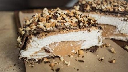 Maxi gelato: il dessert che stupirà tutti