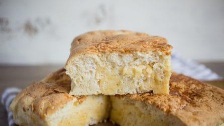 Savory castella cake