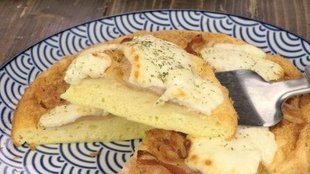 Frittata soffiata al forno: la ricetta light, ma piena di sapore!
