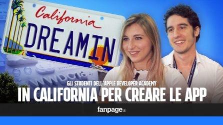 """Da Napoli alla California con Apple per creare le app: """"Stiamo realizzando un sogno nella nostra città"""""""