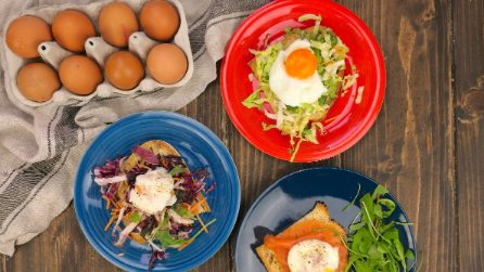 I 3 trucchi semplici e veloci per cucinare le uova in camicia!