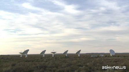 """Spazio, in Sudafrica il primo telescopio che """"guarda e ascolta"""""""