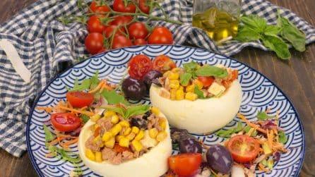 Mozzarella ripiena: l'idea alternativa per servire un pranzo fresco e saporito!