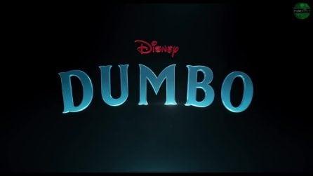 Dumbo di Tim Burton, il primo trailer italiano del remake