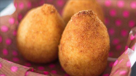 Come prepare i veri arancini o arancine siciliane: assaggiare per credere