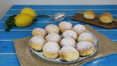Snowflake rolls (Fiocchi di neve): here's how to make them fluffy and soft!