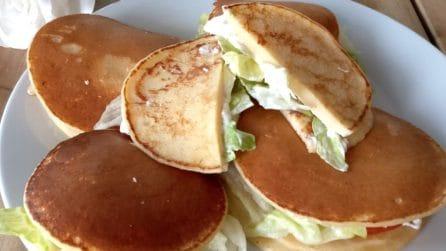 Dorayaki salati e farciti: una merenda veloce e deliziosa
