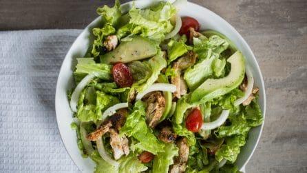 Insalata di avocado: fresca, gustosa e dietetica!