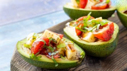 Avocado farcito: l'idea leggera e fresca per l'estate!