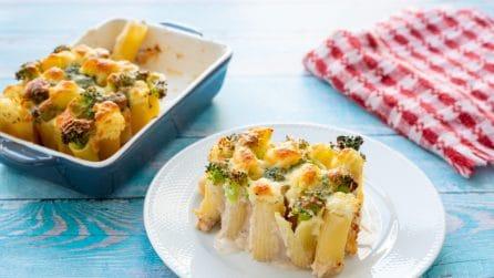 Rigatoni con broccoli, un piatto facile e pieno di sapore