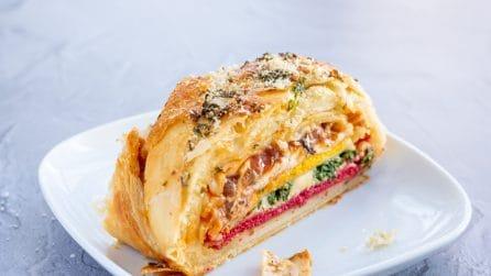 Lasagna intrecciata: la specialità da preparare subito!