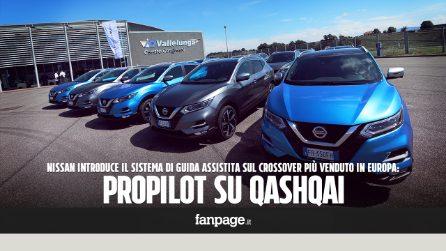 Nissan porta il ProPILOT su Qashqai, ecco come funziona il sistema per la guida assistita