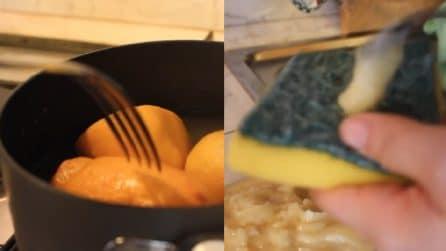 Sapone per i piatti fatto in casa: ecco come prepararlo facilmente