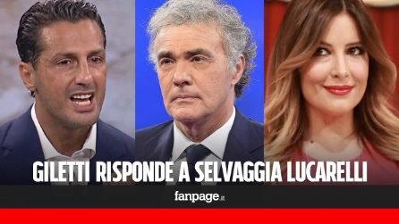 """Massimo Giletti: """"Non ho descritto Corona come un angelo"""", e risponde a Selvaggia Lucarelli"""