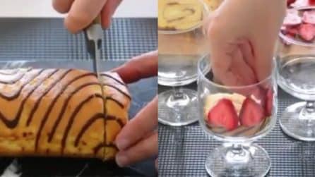 Dessert al bicchiere pronto in 5 minuti: ecco come prepararlo