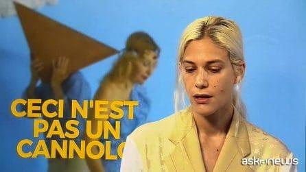 """Tea Falco alla regia: """"È un documentario sui personaggi, ho fatto la regista come se fossi un'attrice"""""""