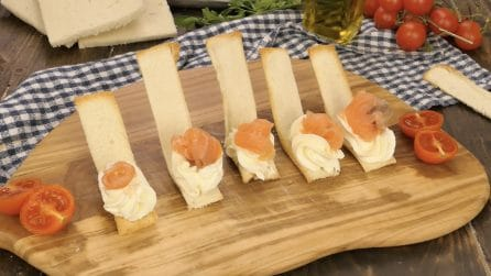 Sliced bread appetizer: a fun and unique idea to try for your next dinner party