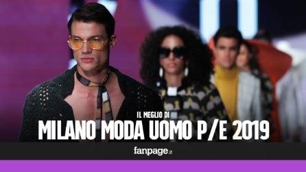 Milano Moda Uomo P/E 19: il meglio della Fashion Week