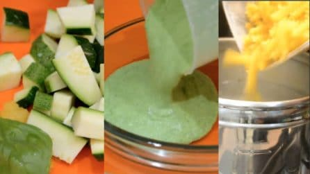 Fusilli al pesto di zucchine: un primo piatto da acquolina in bocca