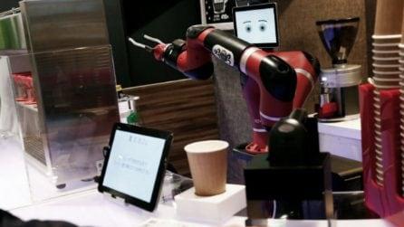 Niente più baristi: in Giappone i caffè li servono i robot
