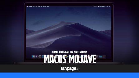 Se vuoi provare in anteprima il prossimo aggiornamento per Mac, segui questa procedura