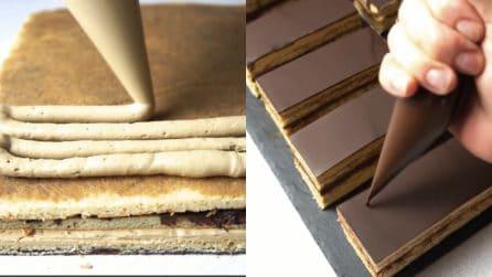 La ricetta per una squisita Torta Opèra: un gusto unico