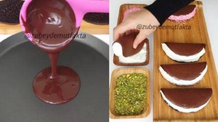Tacos dolci al cioccolato: la deliziosa e semplice ricetta