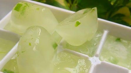 Cubetti di aloe vera: un rimedio naturale per la tua pelle
