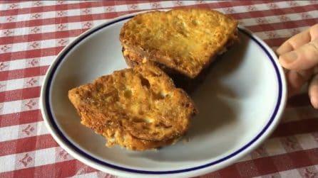 Provola in carrozza: la deliziosa ricetta napoletana