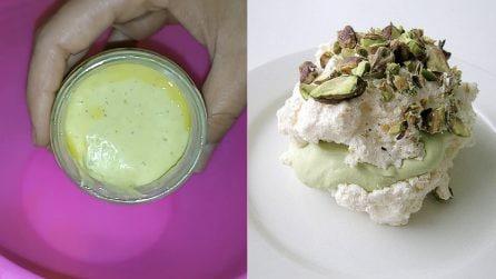 Gelato al pistacchio: ecco come prepararlo senza gelatiera e con soli 3 ingredienti