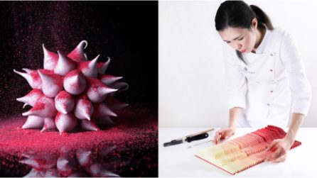 Dinara Kasko's creations: when architecture meets pastry!