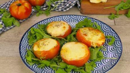 Pomodori ripieni: la ricetta estiva saporita, facile e veloce!