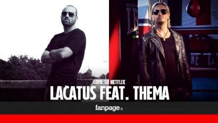 Come su Netflix - Lacatus feat. Thema (Esclusiva)