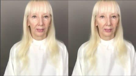 Cambia completamente look: la trasformazione che non ti aspetteresti
