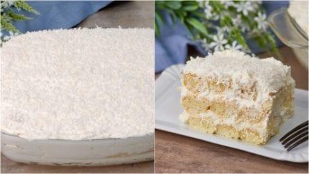 Paradise tiramisu: the alternative way for the classic dessert!