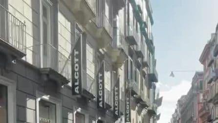 A Napoli folla in strada e file nei negozi per comprare i prodotti del cenone