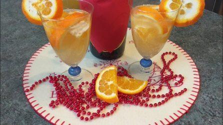 Aperitivo di Natale all'arancia: la ricetta semplice e saporita