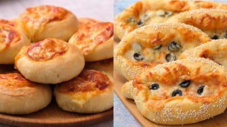 La pizza è buonissima in ogni forma! Ma queste 3 ricette sono davvero speciali!