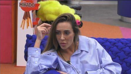 """GF Vip, Sonia Lorenzini: """"Mario Ermito non sa corteggiare"""""""