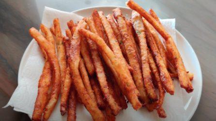Stick di patate: l'antipasto gustoso pronto in 15 minuti
