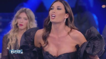 GF Vip, la lite tra Elisabetta Gregoraci e Antonella Elia