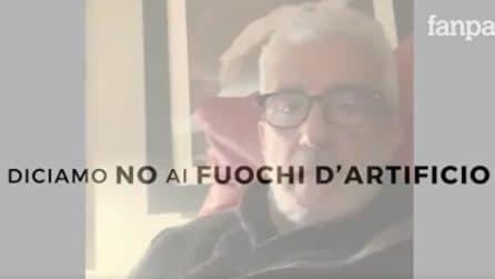 """Capodanno 2021, """"No ai botti, ospedali già pieni per Covid"""": il messaggio degli attori ai napoletani"""