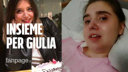 """Una raccolta fondi per Giulia: """"In stato di minima coscienza dopo l'incidente, servono 100mila euro"""""""
