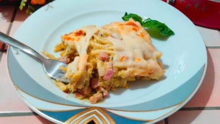 Trofie con pistacchio e speck: la ricetta del primo piatto saporito